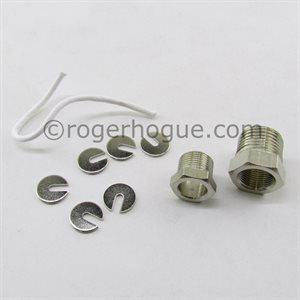 STUFFING BOX 3/8 NICKEL