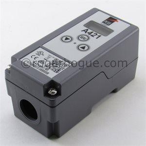 THERMOSTAT -40-212F 120/240V SONDE 6.6pi SPDT