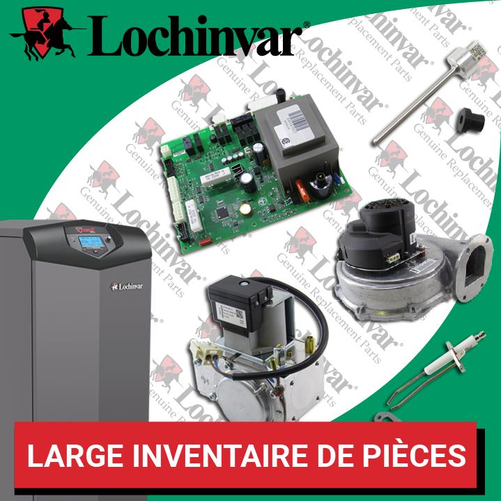 Produits Lochinvar